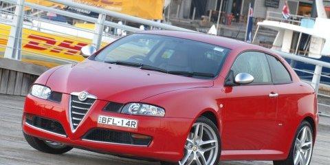 Alfa Romeo special edition Monza twins