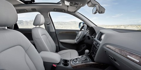 2009 Audi Q5 sports SUV launched