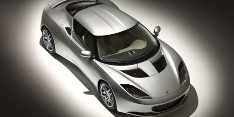 2009 Lotus Evora official specifications