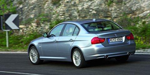 2009 BMW 3-Series face lift