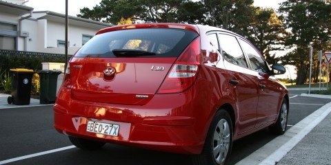 2008 Hyundai i30 CRDi Auto First Steer