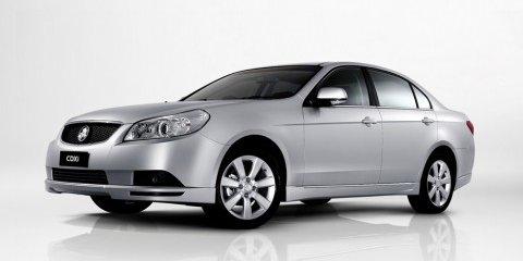 2009 Holden Epica range