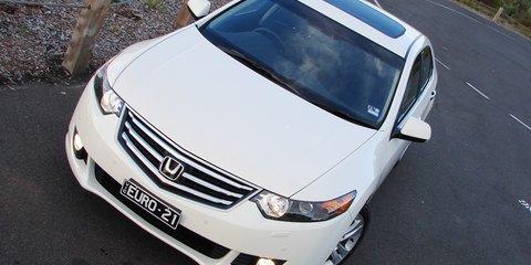 2008 Honda Accord Euro Luxury Review