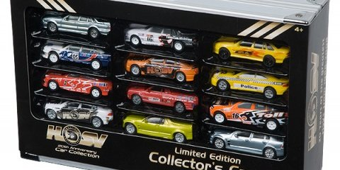 HSV 20th Anniversary Collectables