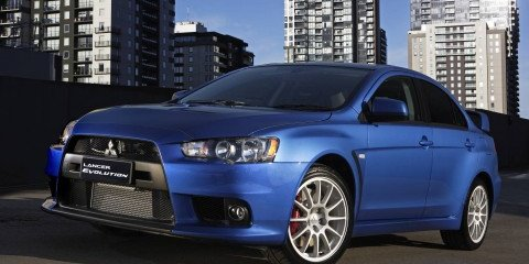 Mitsubishi Lancer Evolution X launch preview