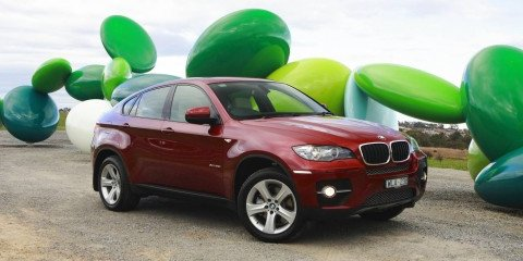 2008 BMW X6 pricing & specifications