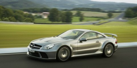 2008 Mercedes-Benz SL 65 AMG Black Series
