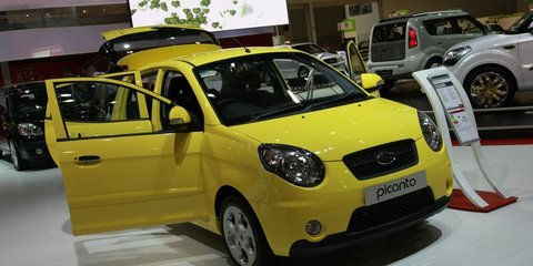 Kia Picanto 2008 London Motorshow