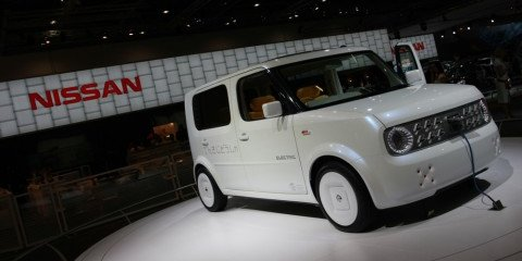 Nissan Cube 2008 London Motorshow
