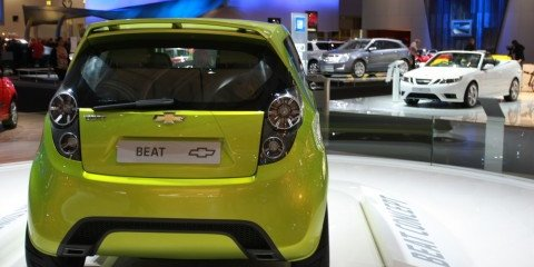 Chevrolet Beat Concept 2008 London Motorshow