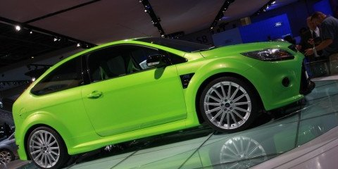 Ford Focus RS 2008 London Motor Show