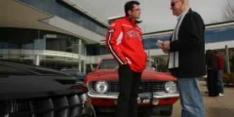 2009 Chevrolet Camaro - Melbourne Reveal