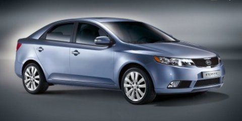 2009 Kia Forte first details