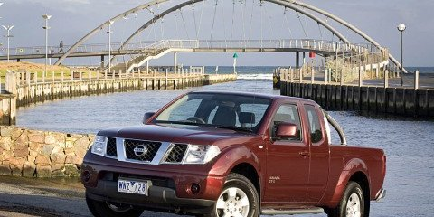 2008 Nissan Navara King-Cab Review