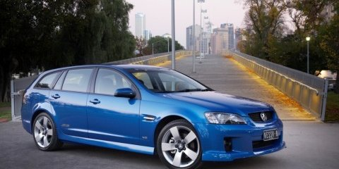 2008 Holden Commodore Sportwagon Review