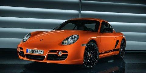 Limited Edition Porsche Cayman S Sport