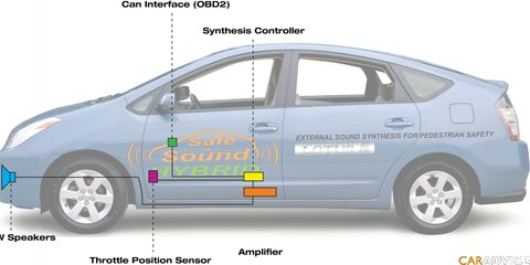 Lotus develops Safe&Sound hybrid system