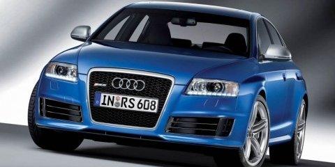 2009 Audi RS 6 sedan