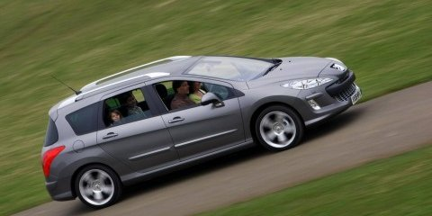 2008 Peugeot 308 Touring Review
