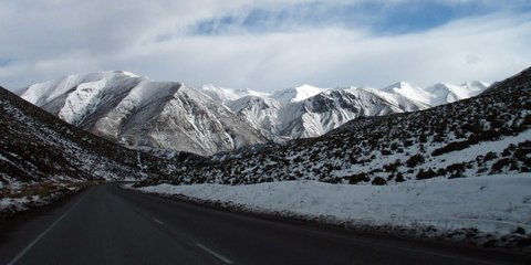 Auto Route: Driving NZ's South Island