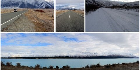Auto Route: Driving NZ
