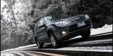 2008 Ford Escape XLT Review