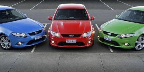 Ford cuts 350 jobs