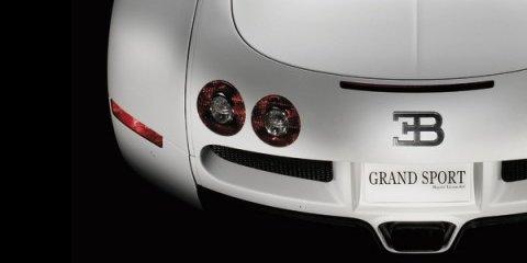Bugatti Veyron 16.4 Grand Sport unveiled