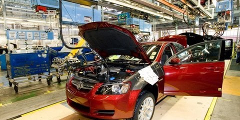 Holden to cut 25 additional production days
