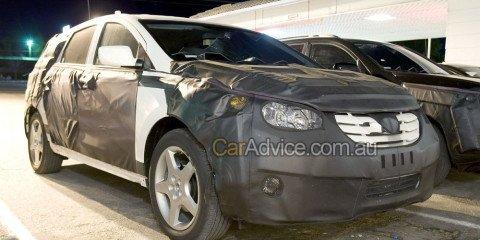 2010 Hyundai Portico 6-seater spy photos