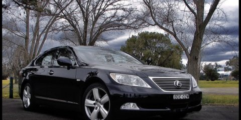 2008 Lexus LS460 Review