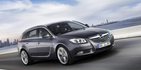 Vauxhall Insignia Sports Tourer variant