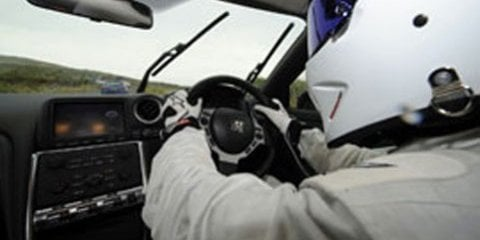 The Stig tries his hand at blogging