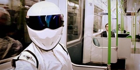 Stig spotted in Australia for TGA