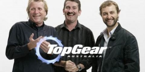 Top Gear Australia audience sign-up