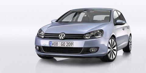 2009 Volkswagen Golf MkVI leaked