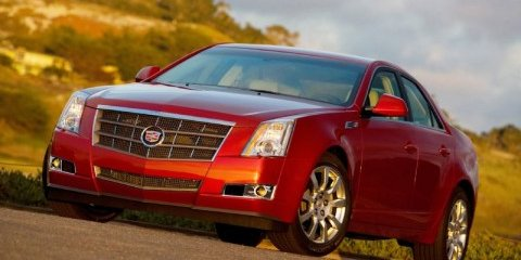 Cadillac to launch at Australian International Motor Show