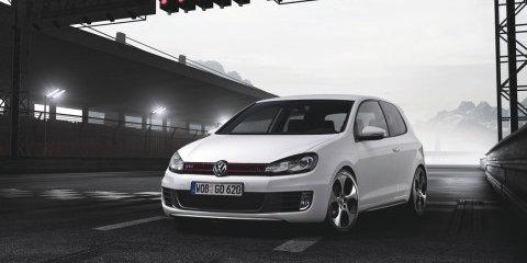 2009 Volkswagen Golf GTI MkVI revealed