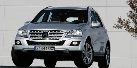 2009 Mercedes-Benz M-Class specifications & pricing