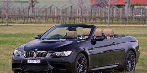 2008 BMW M3 Convertible review