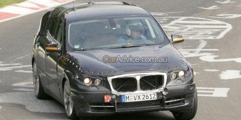 Spied: BMW PAS