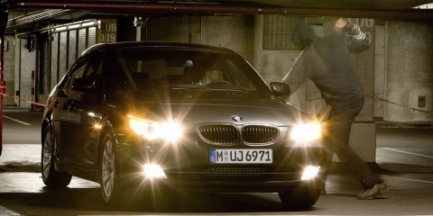 Bulletproof BMW 5-Series 'Security'