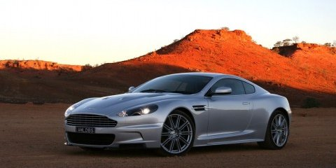 Aston Martin launches DBS auto