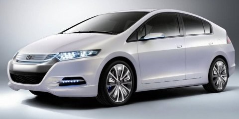 Honda Insight hybrid concept preview