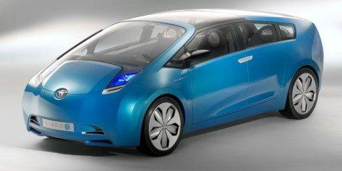 Toyota Hybrid X concept coming to Australia