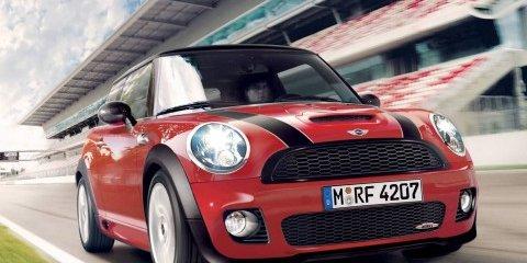 2008 MINI John Cooper Works range