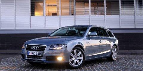 2008 Audi A4 Avant launched