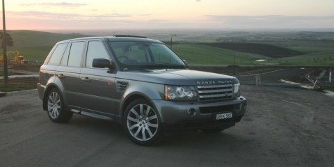 Land Rover Range Rover Sport Supercharged review