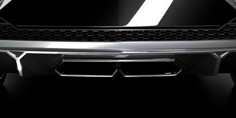 Lamborghini Release Teaser of New Paris-Bound Model