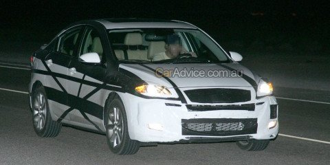 Spied: All-new Mazda3